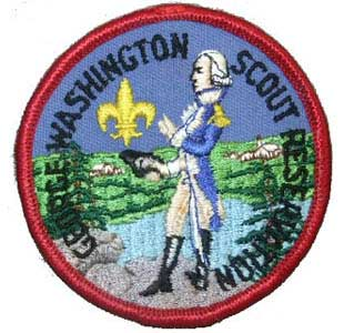 George Washinton Scout Reservation Patch3
